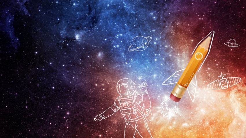 Esch 2022, the future in an art competition for schoolchildren